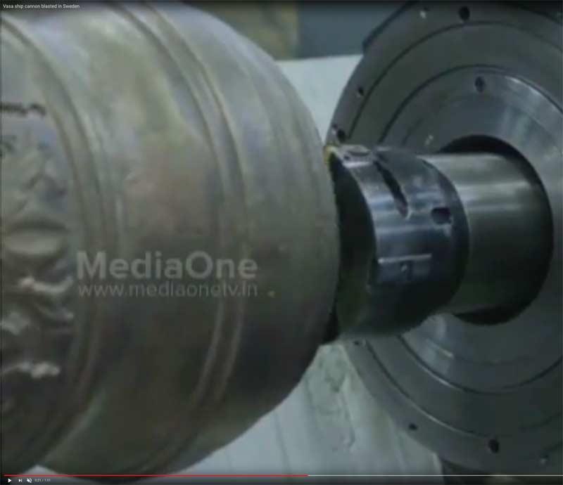 Apparence des fûts de canon Bronze2