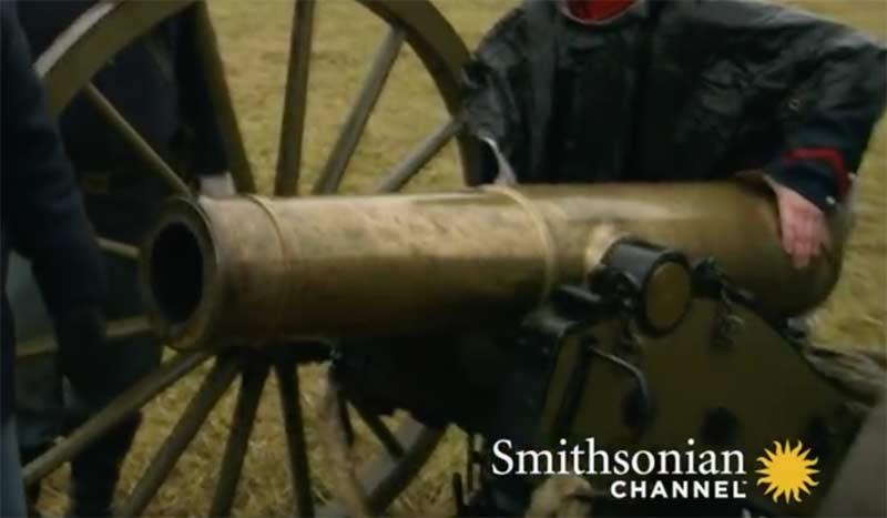 Apparence des fûts de canon Bronze6