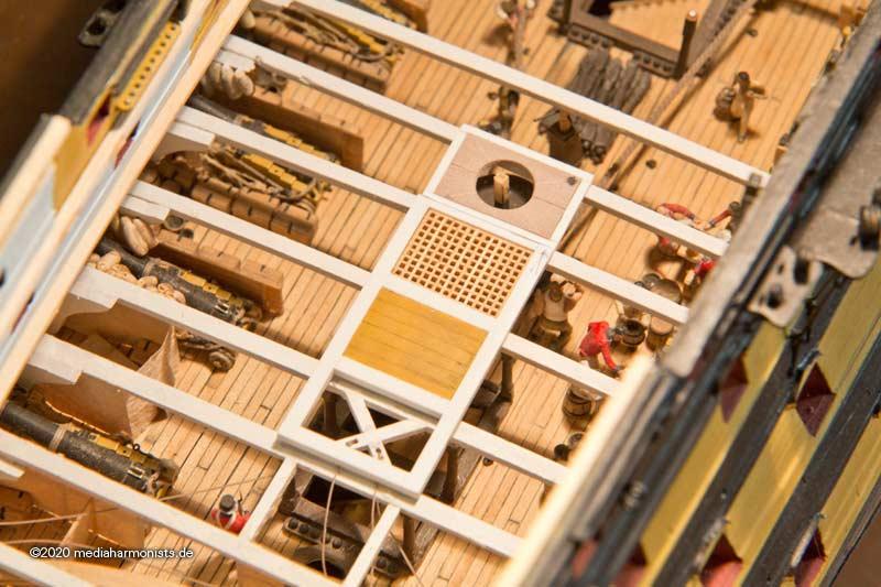 Le plastique c'est fantastique (HMS Victory) - Page 10 Victory-Spill-210120_6587